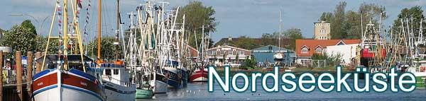 Ferienwohungen deutsche Nordseeküste