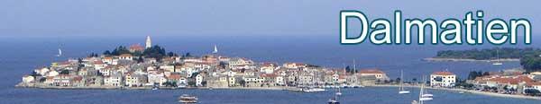 Ferienwohungen in Dalmatien