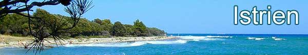 Ferienwohungen Istrien in Kroatien