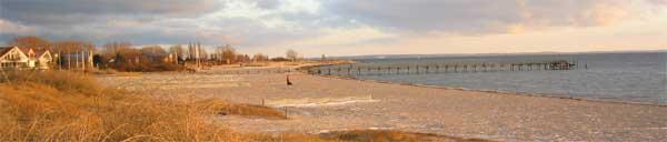 Ferienhaus Strand Ostsee