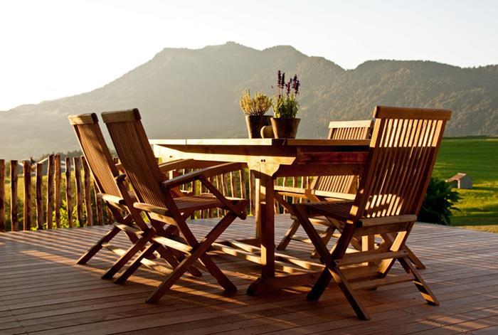 Sitzgruppe-Terrasse